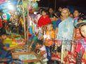 শারদ উৎসবে ভাব বিনিময়ের 'বউ মেলা'
