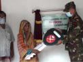 তিন মুক্তিযোদ্ধা সেনাসদস্যকে বাড়ি উপহার দিলো সেনাবাহিনী