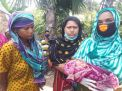 নবজাতকসহ মানসিক ভারসাম্যহীন নারীকে উদ্ধার করলেন ইউএনও