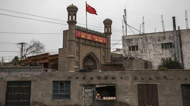জিনজিয়ানে কয়েক ডজন মসজিদ গুঁড়িয়ে দিয়েছে চীন