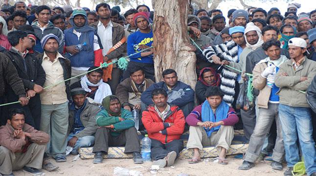 লিবিয়ায় গৃহযুদ্ধ: নিরাপদ স্থানে ৩০০ বাংলাদেশি