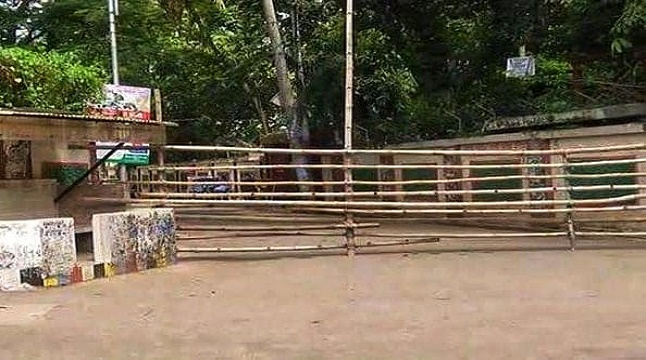 ওয়ারীতে লকডাউন বাস্তবায়নে ব্যাপক প্রস্তুতি