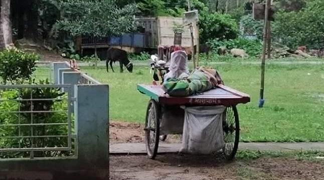 পঞ্চগড়ে গৃহবধূকে হত্যা করে পালালো স্বামী