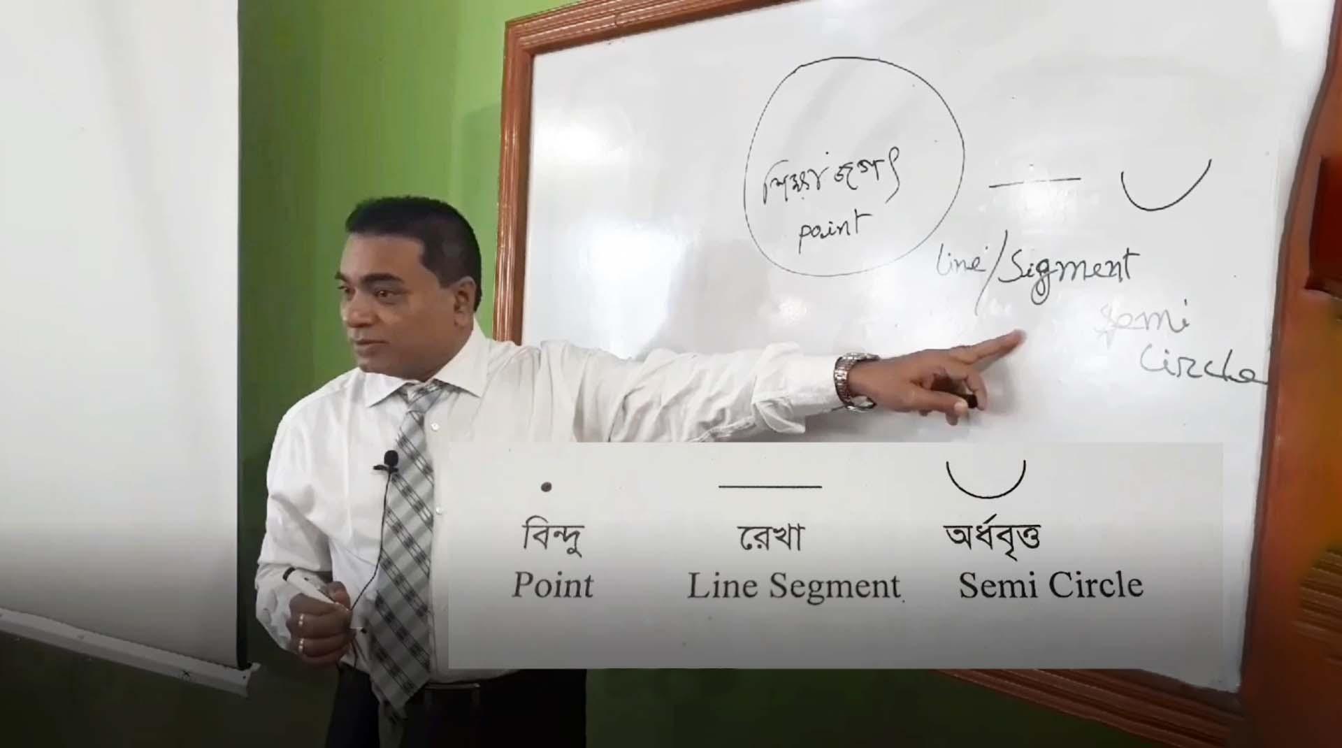 আলো ছড়াচ্ছেন রবীন্দ্র নারায়ণ ভট্টাচার্য্য