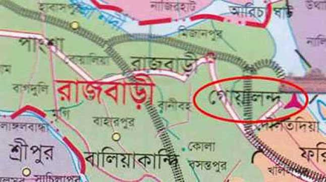 গোয়ালন্দ উপজেলা পরিষদ উপনির্বাচন ২৯ মার্চ