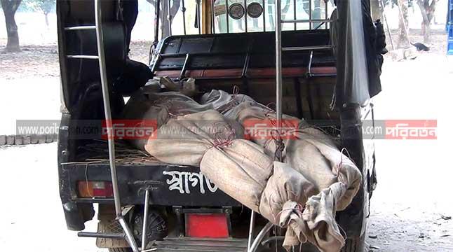 দিনাজপুরে 'বন্দুকযুদ্ধে' ২ ডাকাত নিহত