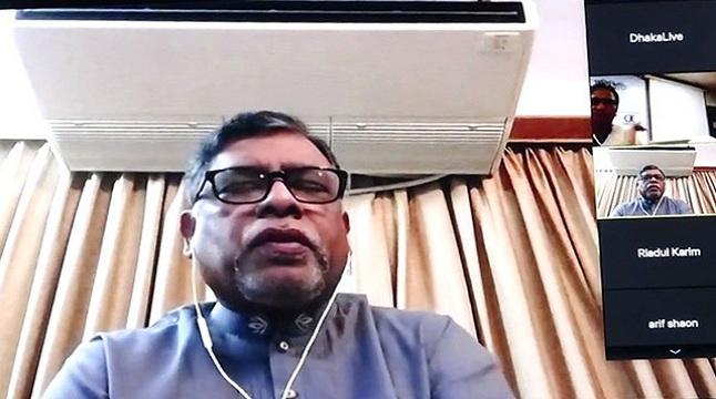 করোনা পরীক্ষা করিয়েছি, সুস্থ আছি: স্বাস্থ্যমন্ত্রী