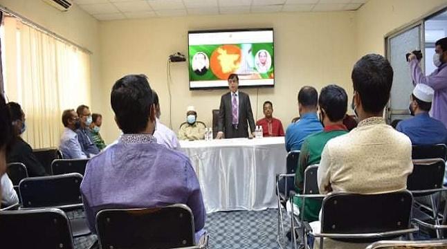 জেদ্দায় মহান স্বাধীনতা ও জাতীয় দিবস উদযাপন