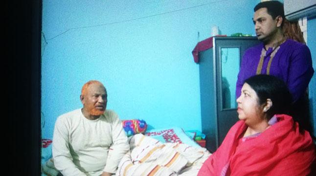 অসুস্থ সাবেক এমপি নুর মন্ডলের খোঁজ নিলেন স্পিকার