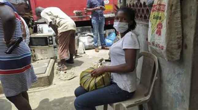 আফ্রিকায় করোনায় মৃত্যু লাখ ছাড়ালো