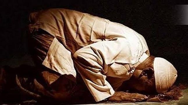 সিজদারত অবস্থায় মুসল্লির মৃত্যু