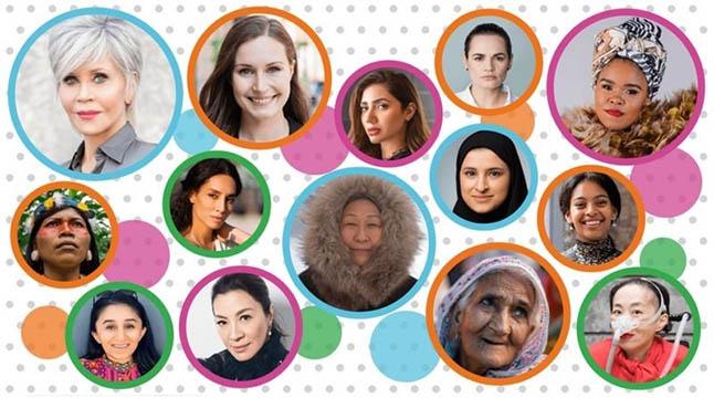 বিবিসির সেরা ১০০ নারীর তালিকায় বাংলাদেশি দুজন